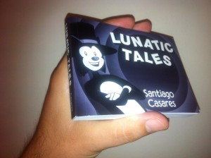Lunatic Tales Book Cover