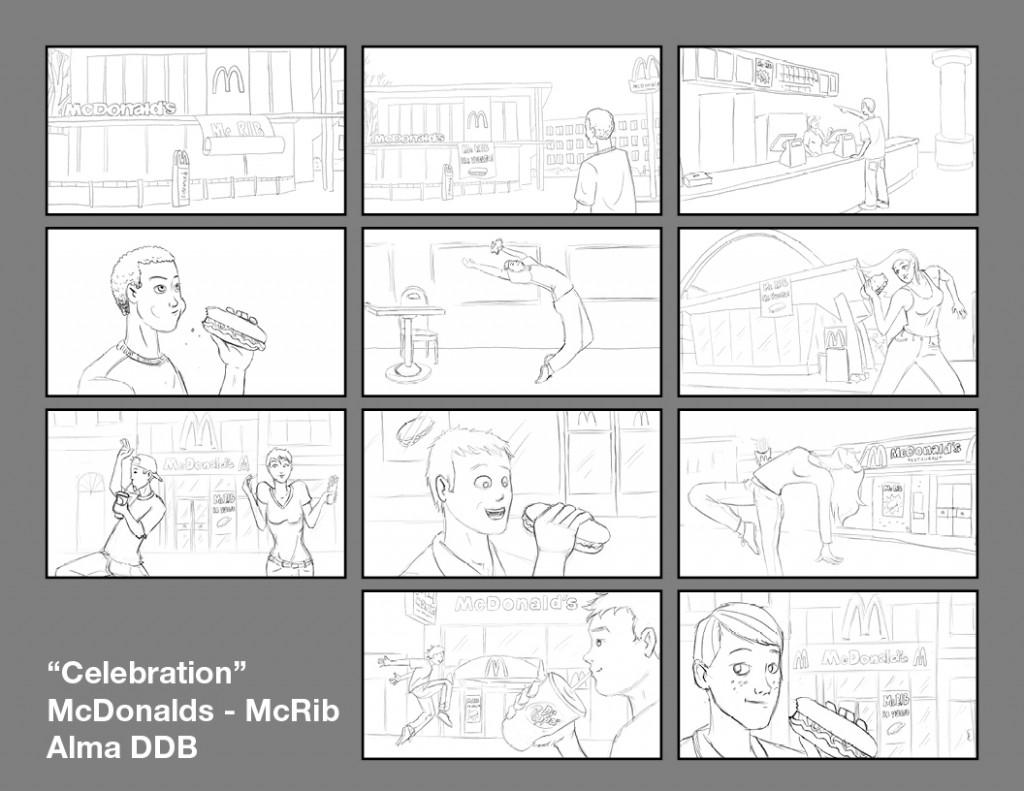 Storyboards Alma DDB2